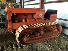 Allis-Chalmers/Monarch 35 Crawler Tractor