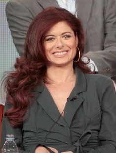 getting my hair colored tomo- debra messing style