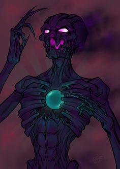 Ender Heart by StudioKagato.deviantart.com on @DeviantArt