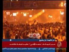 أقوى مداخلة من ضابط شرطة على قناة الجزيرة بعد مجزرة #رابعة