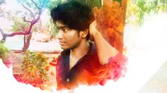 #adobe #edits #paint splatter #photography #portrait #model #alone #Indian #boy #travel