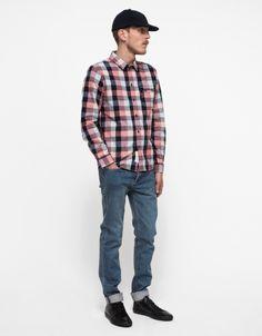 Cubic Check Shirt