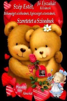 Good Night, Teddy Bear, Humor, Animals, Nighty Night, Animales, Animaux, Humour, Teddy Bears
