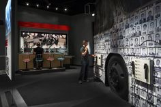 National Center for Civil and Human Rights Exhibit Design / David Rockwell