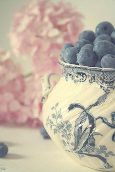 Blueberries by {Frl.Klein}, via Flickr