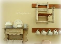 The Country Farm Home: There's a Corner in the Kitchen. . . .      http://www.valenciamindfulnessretreat.org