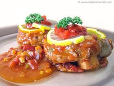 L'authentique Osso Buco ! Voyagez du côté de Milan avec cette recette traditionnelle expliquée pas à pas et en photos. L'Italie dans votre assiette.