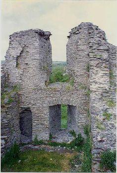 Emlyn Castle in Wales