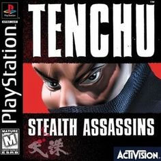 Tenchu: Stealth Assassins (Sony PlayStation for sale online Cartoon Network, Splinter Cell, Pc Engine, Nintendo, Video Game Collection, Classic Video Games, Playstation Games, Ps4, Xbox