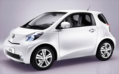 Toyota iQ: Less is More for Small Urban Car : TreeHugger
