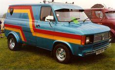 Old Pickup Trucks, Ford Trucks, Ford Transit Camper, Old Lorries, Old School Vans, Cool Old Cars, Adventure Campers, Van Car, Custom Vans