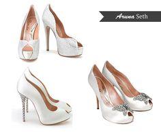 Aruna Seth Designer Wedding Shoes