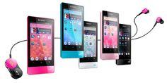 Sony NW-F800 Walkman: nuevos reproductores multimedia con Android