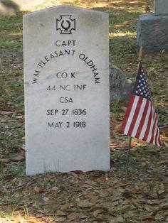 Civil War Veteran by lazyapple, via Flickr