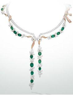 VCA Giselle necklace, 2007, Ballets précieux collection