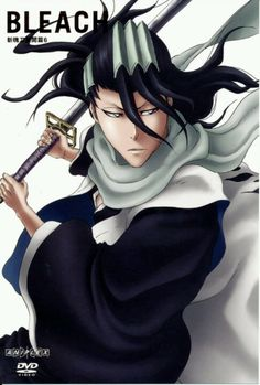 Kuchiki Byakuya, Captain of Squad 6