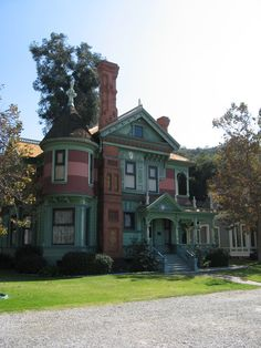 colorful+Victorian+homes | Victorian house colorful 2 by ~SAPOMstockxtras on deviantART