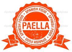 Paella-stamp