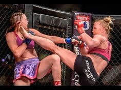 "Holly Holm - ""MMA Highlights 2014"" - @_HOLLYHOLM #HollyHolm"