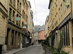 Old Town, Luxembourg City, Luxembourg