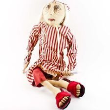 "joe spencer collections | New Joe Spencer EBENEZER SCROOGE 35"" Doll Gathered Traditions Doll ..."