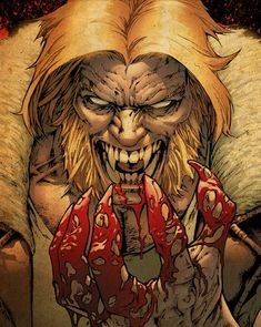 Sabertooth, Wolverines Half Brother or Biological Father? Early Comics, late hint to father. All input greatly appreciated. Comic Movies, Comic Book Characters, Comic Book Heroes, Marvel Characters, Comic Character, Comic Books Art, Comic Art, Ms Marvel, Marvel Comics Art