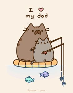 pusheen the cat | Pusheen the cat!!
