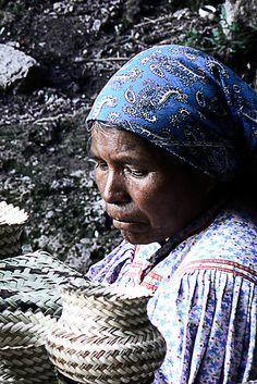 Textile Folk Art of the Tarahumara Indians of Mexico