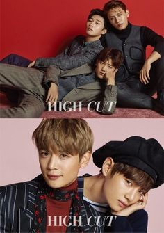 'Hwarang' Cast Discuss Their Chemistry with 'High Cut' Korean Star, Korean Men, Asian Actors, Korean Actors, Hwarang Taehyung, Kpop, Park Hyung Shik, Park Seo Jun, Choi Min Ho