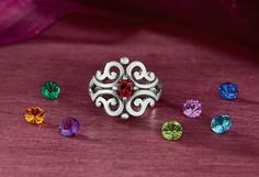 Spanish Lace Ring from James Avery Jewelry