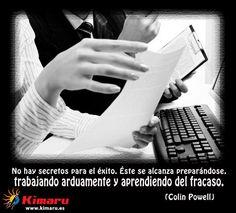Secreto del Exito Colin Powell