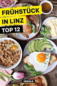 Wo kann man in Linz ausgiebig und gemütlich frühstücken? Wir verraten es dir! #linz Vienna Austria, Travelling, Wanderlust, Ethnic Recipes, Food, Linz, Vegetarian Restaurants, Amazing Places To Visit, Travel Inspiration