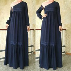 Party Wear Indian Dresses, Hijab Dress Party, Hijab Style Dress, African Wear Dresses, Muslim Women Fashion, Modern Hijab Fashion, Abaya Fashion, Fashion Outfits, Mode Abaya