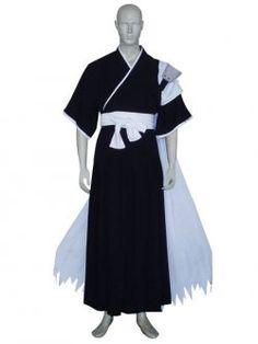 l'eau de Javel cosplay costume Isshin Kurosaki