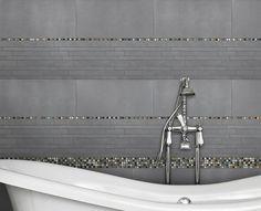 Wall tiles lobby master bath Ideas for 2019 Master Bedroom Interior, Bathroom Interior Design, Tub Tile, Wall Tiles, Shabby Chic Cabinet, Shabby Chic Living Room, Style Tile, Porcelain Tile, Tile Design