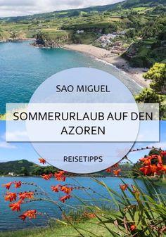 Beste Reisezeit für die Azoren Sao Miguel im Sommer Travel the world Koh Lanta Thailand, Reisen In Europa, Wonders Of The World, Travel Inspiration, Nars, Road Trip, Blog, Trips, Wanderlust