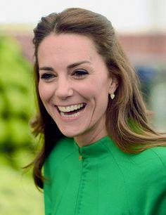 Kate Middleton - Chelsea Flower Show
