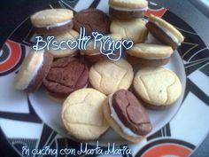 Biscotti Ringo: quale dischetto mangi prima , il bianco o il nero , oppure li addenti tutti interi , oppure ancora li apri e lecchi prima il ripieno ?