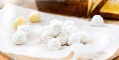 Vit chokladtryffel med lime och congac - Recept - Kungsörnen