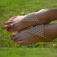 Ноги браслет свадебные аксессуары ювелирные изделия ног женщины сексуальное горный хрусталь босиком сандалии, Пляж ноги украшения купить на AliExpress