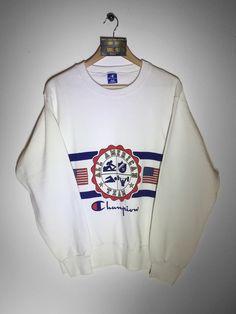 Champion Sweatshirt size Large £50 Website➡️ www.retroreflex.uk #vintage #champion #retro #oldschool #truevintage