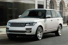 Land Rover reveals long-wheelbase Range Rover Autobiography Black