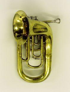 Tenor cornophone in C (Besson, ca 1905)