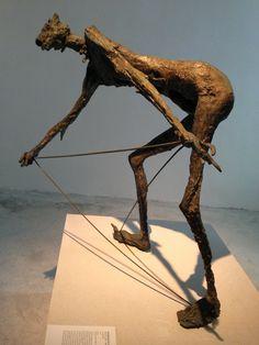 "Germaine Richier ""La Griffe"" (1952), Musée Réattu, Arles, Provence, France by www.yourguideboba.com"