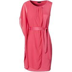 Kleid mit Raffungen - BODYFLIRT