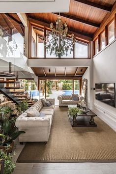 Home Design Decor, Modern House Design, Modern Houses, Home Decor, Future House, House Outside Design, Rest House, Modern Ranch, Building A New Home