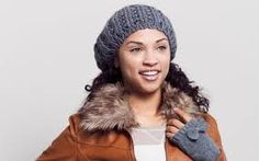 Image result for how to wear beanie women