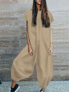 Package included 1 Jumpsuit Black Overalls, Overalls Women, Women Pants, Black Pants, Rompers Women, Jumpsuits For Women, Fashion Jumpsuits, Tienda Fashion, Plus Size Romper