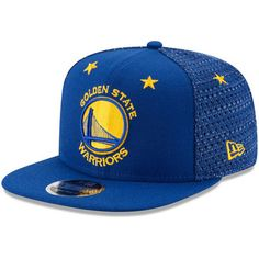 newest 62800 fe88e Men s New Era Royal Golden State Warriors 2017 All-Star Game Starry Halo  9FIFTY Snapback Adjustable Hat