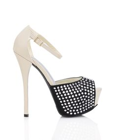 Shoe Privee: Phoebe Nude